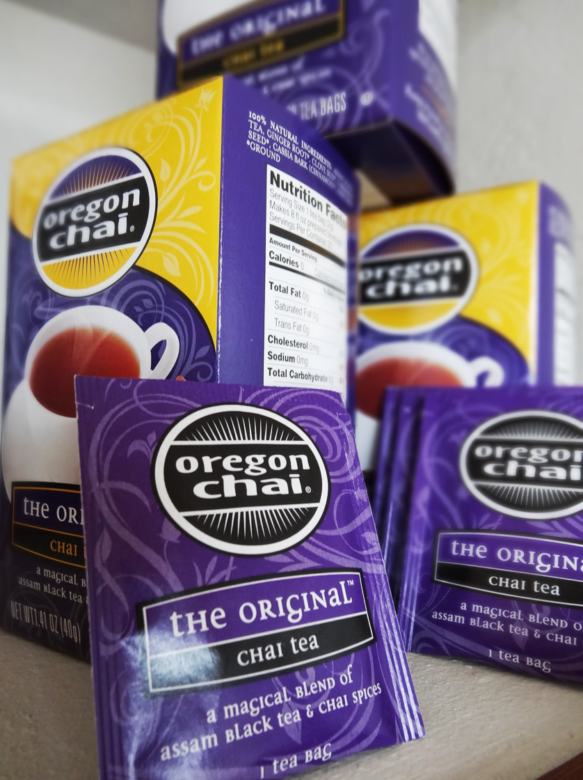 Oregon Tea